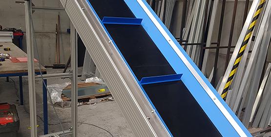 COB140 Inclined Conveyor