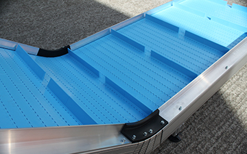Modular Plastic Chain Conveyor