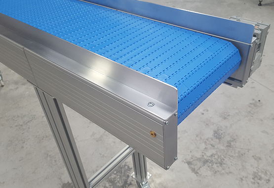 Modular Plastic Chain Conveyor COB 140 M