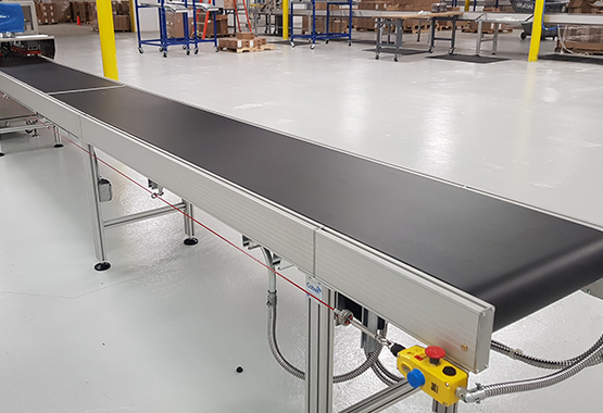 Standard Belt Conveyors